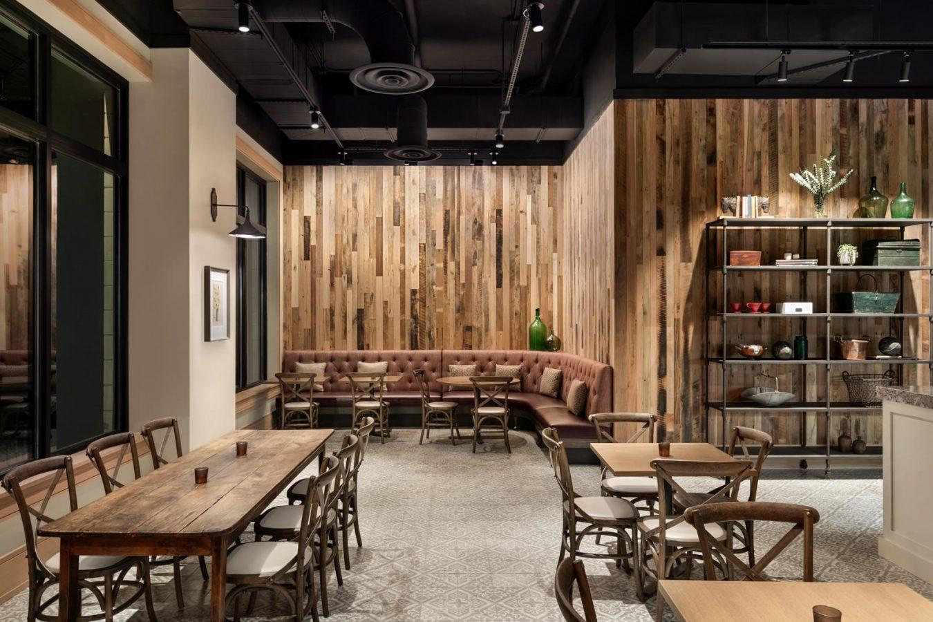 McGavock's Coffee Bar Dining Area