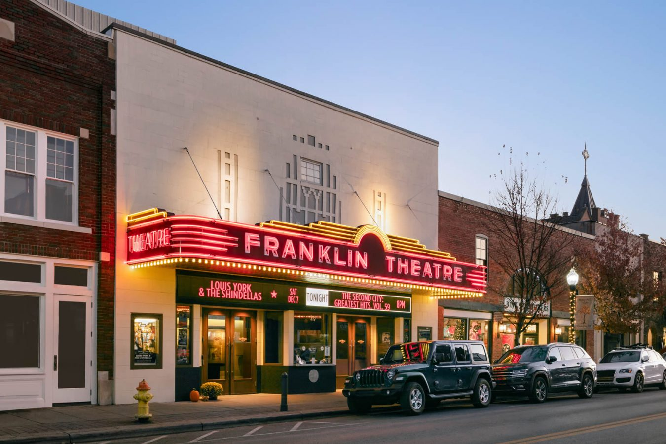 The Franklin Theatre